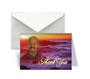 Twilight Funeral Thank You Card Design & Print (Pack of 25)