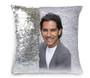 Dash Memorial Magic Swipe Reversible Mermaid Sequin Pillow