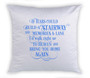 Freedom Memorial Magic Swipe Reversible Mermaid Sequin Pillow