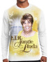 In Loving Memory Memorial Long Sleeve Shirt Golden Men and Women