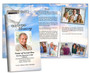 Peace Large Trifold Brochure Template