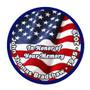 U.S. Flag Patriotic In Loving Memory Of Patch