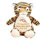 Baby Tiger Memorial Stuffed Animal/Urn