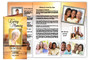 Sunrise Trifold Funeral Brochure Template (Legal Size)