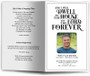 funeral template Dwell Funeral Program Template
