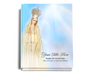 Blessed Perfect Bind 8x10 Funeral Guest Book