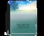 Destiny Perfect Bind Funeral Guest Book 8x10