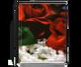 Elegance Perfect Bind Funeral Guest Book 8x10