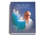 Enlighten Perfect Bind Funeral Guest Book 8x10 with photo
