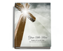 Eternal Perfect Bind Memorial Funeral Guest Book 8x10