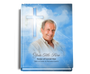 Heaven Perfect Bind Memorial Funeral Guest Book 8x10 with photo