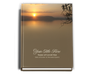 Kenya Perfect Bind Memorial Guest Registry Book 8x10