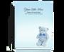 NurseryBoy Perfect Bind Funeral Guest Book 8x10