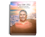 Radiance Perfect Bind Memorial Funeral Guest Book 8x10 with photo
