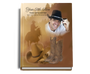 Ranch Perfect Bind Memorial Funeral Guest Book 8x10 with photo