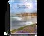 Seashore Perfect Bind Memorial Funeral Guest Book 8x10