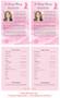 awareness funeral flyer template inside view