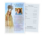 Blessed Funeral Flyer Half Sheets Template