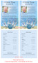 Bowling Funeral Flyer Half Sheets Template inside view