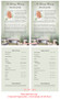 Bridge Funeral Flyer Half Sheets Template inside view