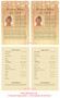 Brilliance Funeral Flyer Half Sheets Template inside view