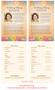 De Colores Funeral Flyer Half Sheets Template inside view