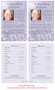 Lilac Funeral Flyer Half Sheets Template inside view