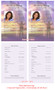 Worship Funeral Flyer Half Sheets Template inside view