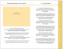 Bouquet Legal 8-Sided Graduated Program Template page 2