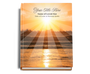 Sunrise Perfect Bind Funeral Guest Book Sign-In 8x10
