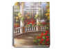 Tuscany Perfect Bind Memorial Guest Sign-In Book 8x10