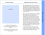 Butterfly 8-Side Graduated Funeral Program Template page 3