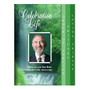 Cascade 8-Sided Graduated Funeral Program Template