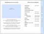 Destiny 8-Sided Graduated Funeral Program Template page 3