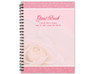 Bella Spiral Wire Bind Memorial Guest Book