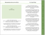 Graceful 8-Sided Graduated Funeral Program Template page 3