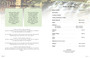 Serene DIY Large Tabloid Funeral Booklet Template inside view 2
