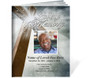 ternal DIY Large Tabloid Funeral Booklet Template