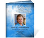 Heaven Ready-Made DIY Legal Funeral Booklet Template