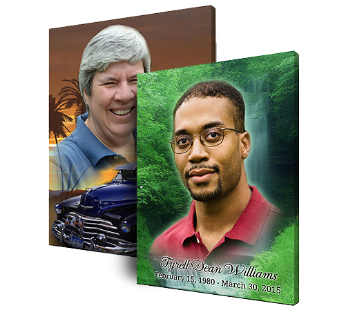 Memorial Wrap Canvas Prints height=