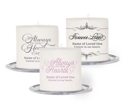 Small Wax Candles height=