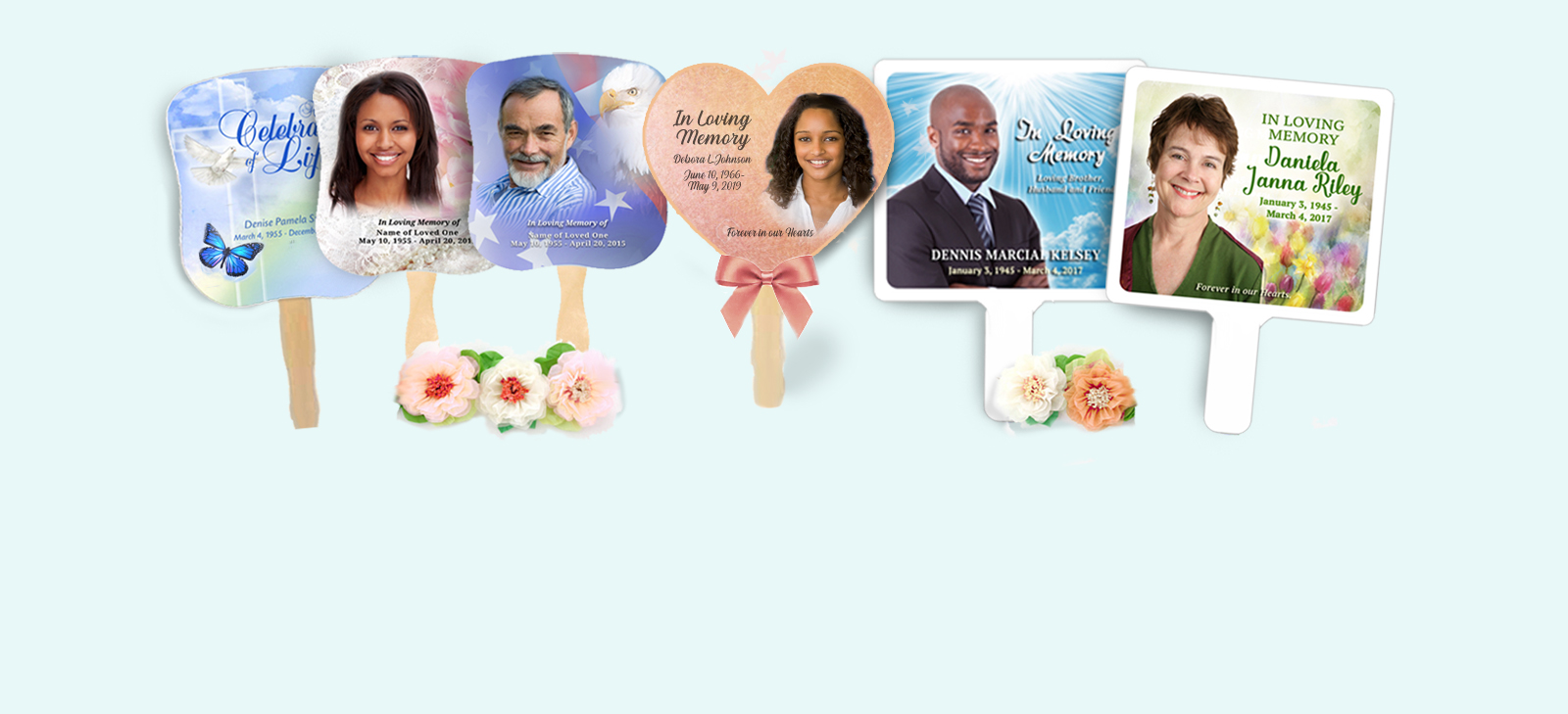 The Funeral Program Site Offers Digital Downloadable Funeral
