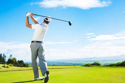 For A Golfer | Funeral Program Site