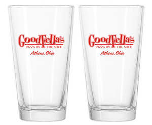 Set of 2 Goodfella's Pint Glasses