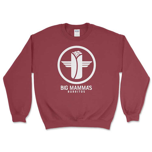 Big Mamma's Burritos Crewneck Sweatshirt