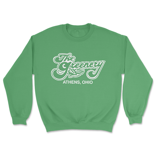 The Greenery Crewneck Sweatshirt