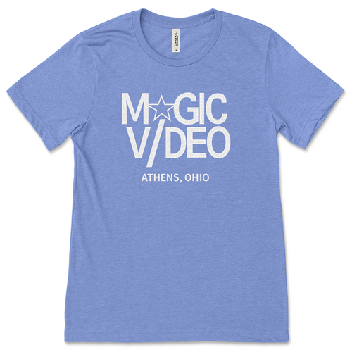 Magic Video Retro T-Shirt
