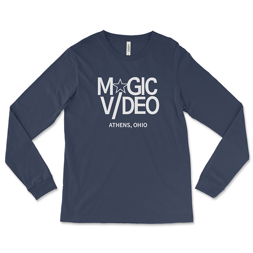 Magic Video Long-Sleeved T-Shirt