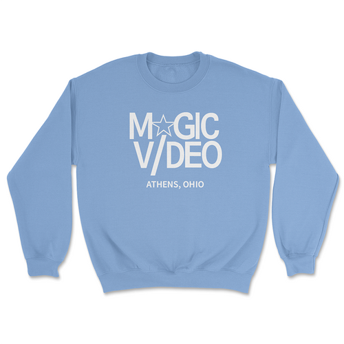 Magic Video Crewneck Sweatshirt