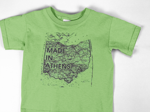 Made in Athens Toddler T-Shirt
